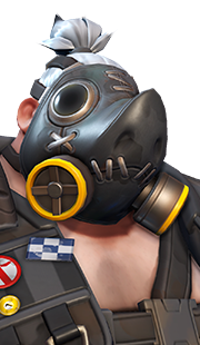 Roadhog Portrait